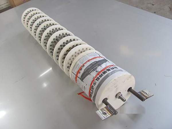 电加热辐射管