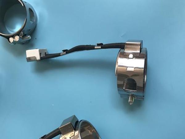 不锈钢电加热圈
